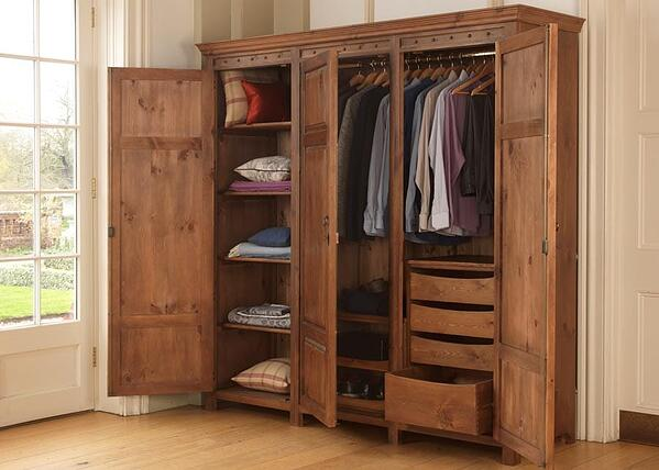 Blog 3 - triple freestanding wardrobe benefits