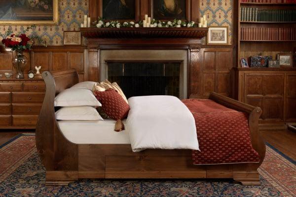 Camargue Sleigh Bed