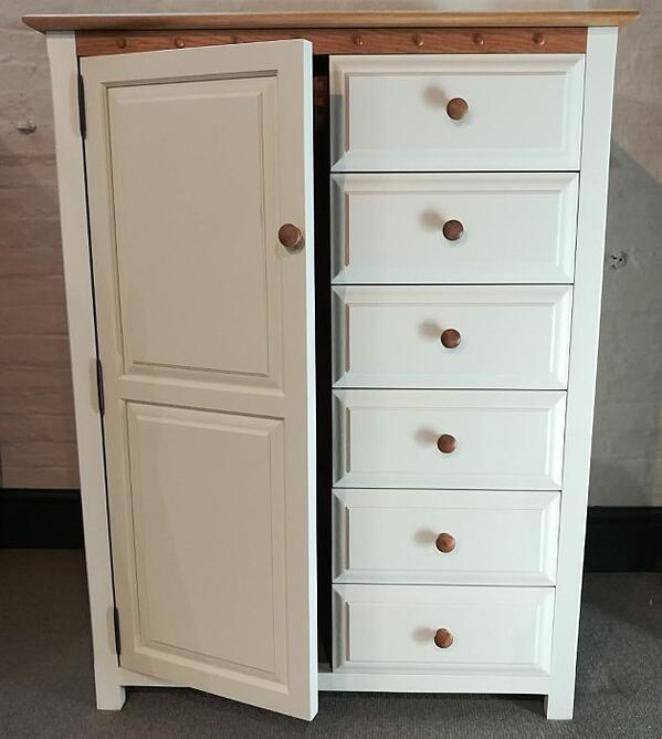 Bespoke Painted Cupboard