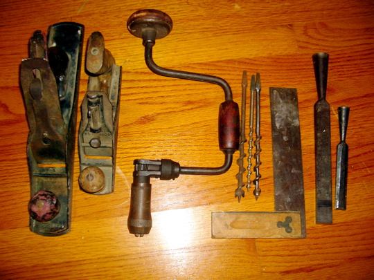 old-wordworking-tools