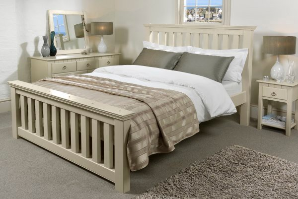 New England Bed Frame