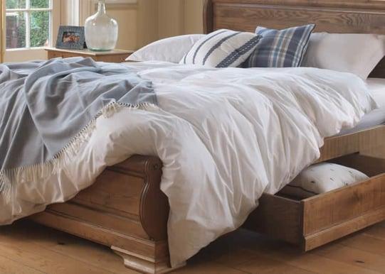 paris oak bedding