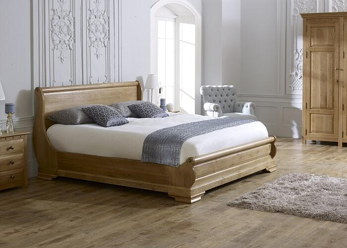 Parisienne sleigh bed revival beds