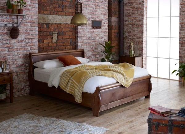 Loft Sleigh Bed