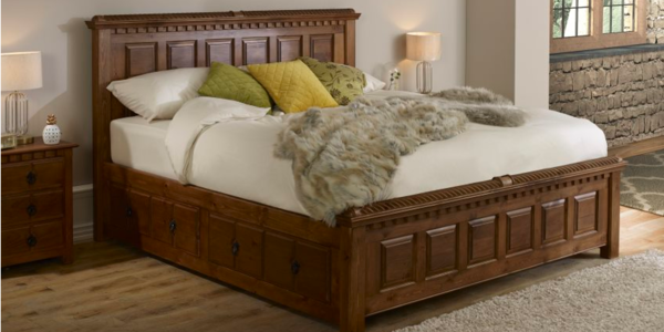 Traditional Wooden Bed - The Country Kerry - Revival Beds 08-02-2019 13-39-44-1