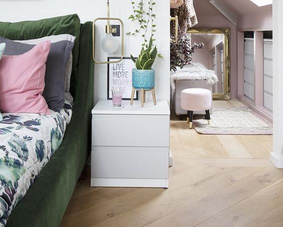 urban style loft bed
