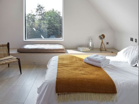 nordic peaceful bed