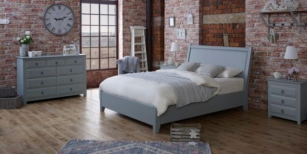metropolitan bed in loft