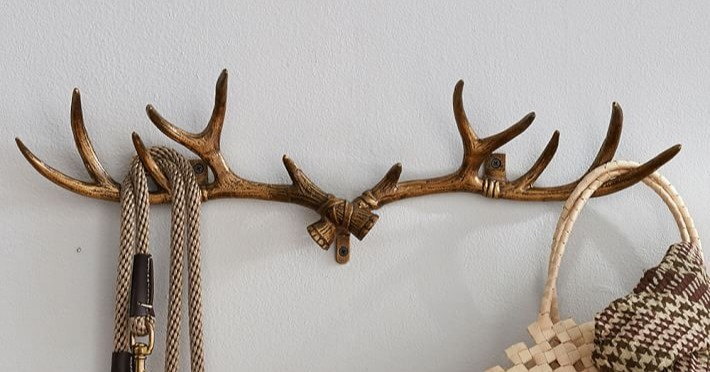 faux antlers sustainable
