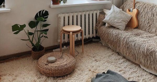 natural materials rattan